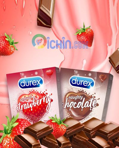 Durex Chocolate Strawberry