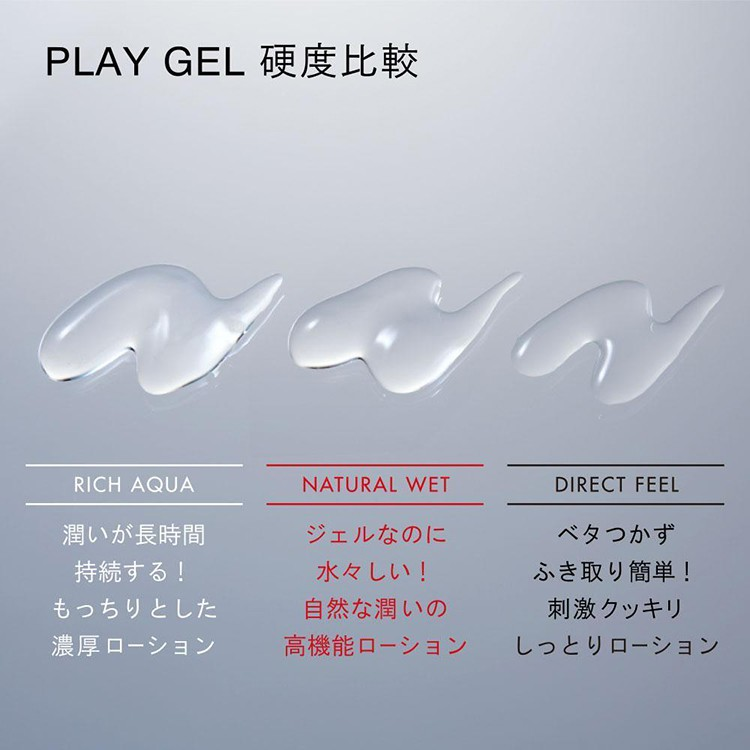Gel bôi trơn cao cấp Tenga Play Gel 200ml Made in Japan 5